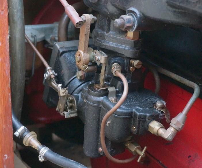 Carburetor Work on A Gray Marine 620/ Continental F140 [Archive